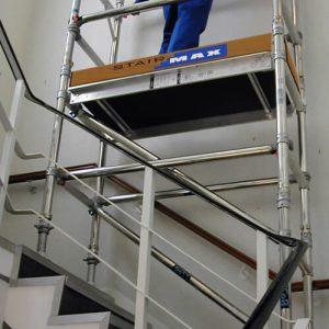 Staircase Platform